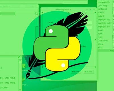 Python Tkinter Masterclass – Learn Python GUI Programming