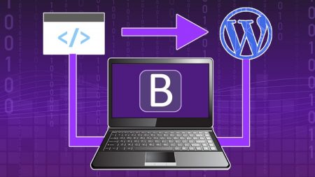 Learning Bootstrap – From HTML to WordPress Theme